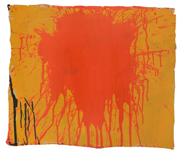 , 'Sandpiper,' 2014, Ronin Gallery