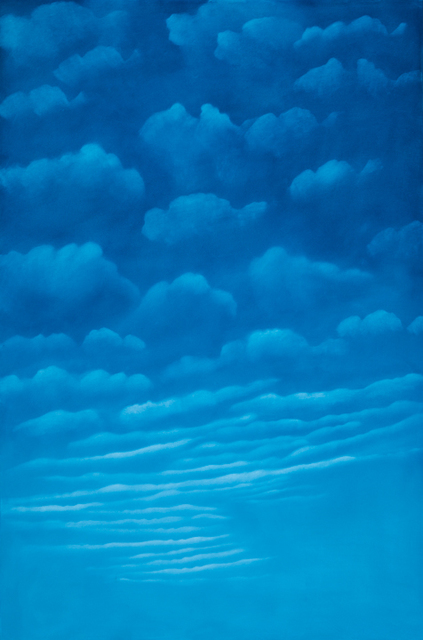 , 'Fair Weather Clouds ,' 2018, David Lusk Gallery