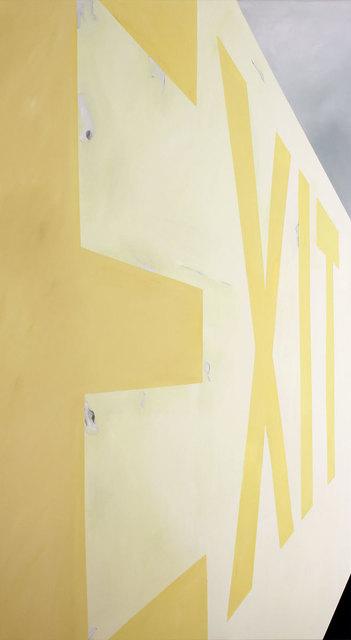 , 'EXIT wall,' 2017, Acervo – Contemporary Art