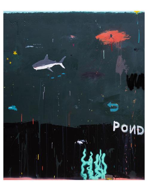 , 'An Artist Journey (International Water),' 2018, Bruce Lurie Gallery