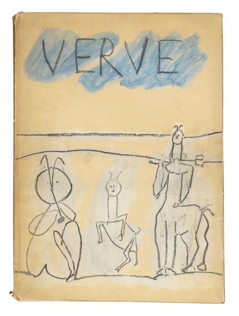 Pablo Picasso, 'Verve Vol. V, No.19-20', 1948, Books and Portfolios, Book, with title page, text and reproductions, Roseberys