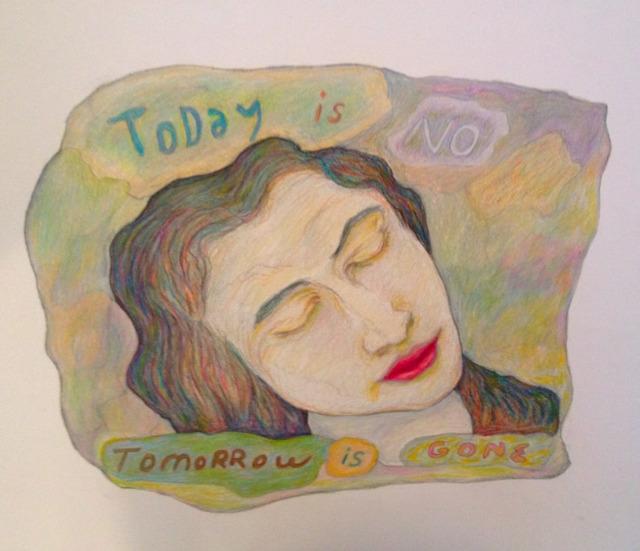 , 'Today is No Tomorrow,' 2017, John Molloy Gallery