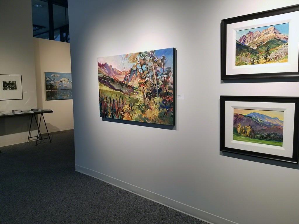 Calgary Artist Brent Laycock