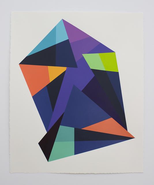 , 'Polarize,' 2018, Elizabeth Houston Gallery