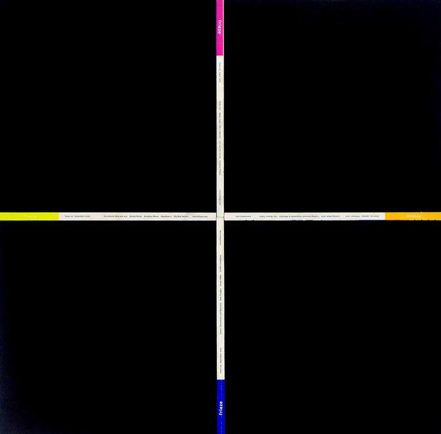 , 'Colour and Shape 1992-2015 # VI ,' 2015, FELDBUSCHWIESNERRUDOLPH