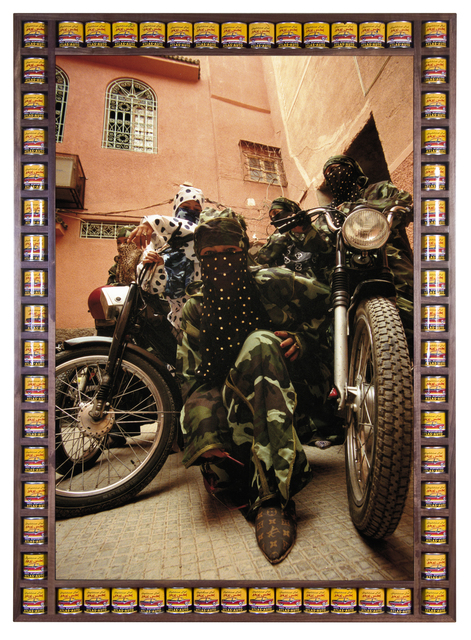 , 'Gang of Marrakesh,' 2000/1421, de Young Museum