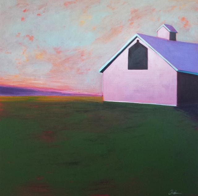 , 'Adirondack Barn,' 2014, Tasende Gallery