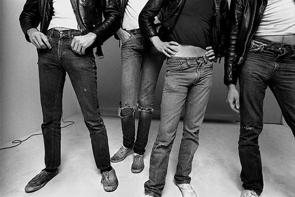 Norman Seeff, 'The Ramones', 1977, Fahey/Klein Gallery