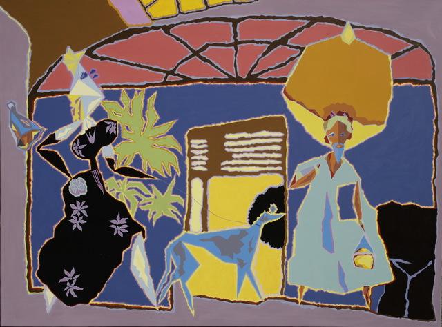 , 'Dialog,' 2015, Andakulova Gallery