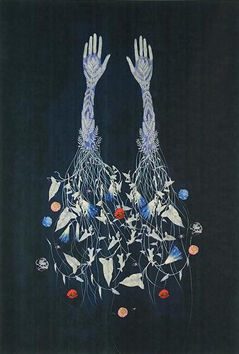 Valerie Hammond, 'Coeur', 2011, Lisa Sette Gallery