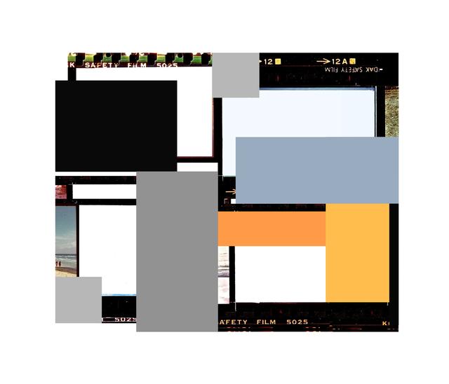 , 'Folio au carré noir (d'après Cuba, 1977),' 2014, Galerie Graff