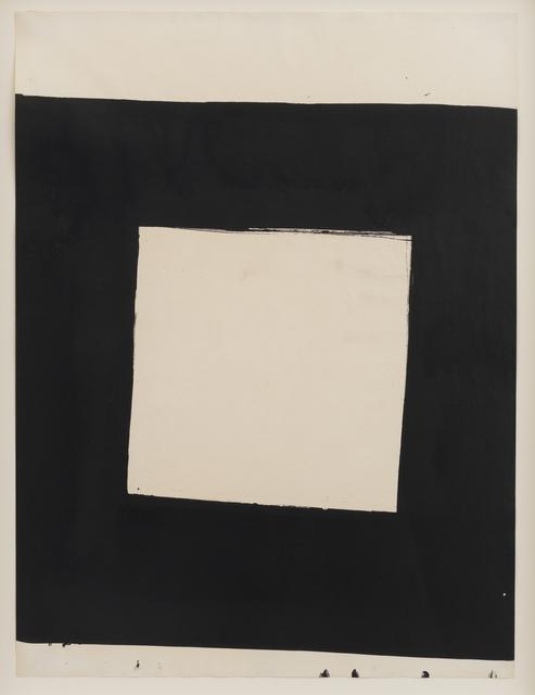 Al Held, 'Drawing #3', 1966, Susan Sheehan Gallery