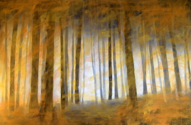 , 'Forest I,' 2018, Area35 Art Gallery