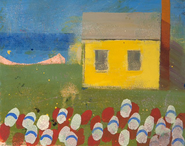 , 'Hill House with Bouys,' , Dowling Walsh