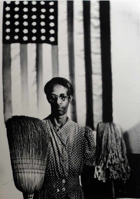 Gordon Parks, 'American Gothic, Washington D.C', 1942, Bill Hodges Gallery