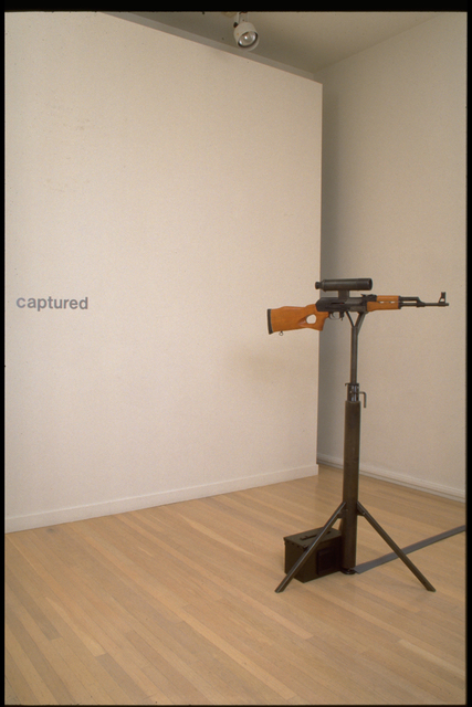 , 'American's Finest,' 1995, Anglim Gilbert Gallery