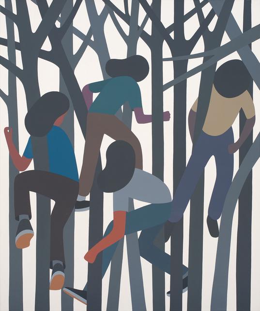 , 'Kerning the Infinite,' 2017, V1 Gallery