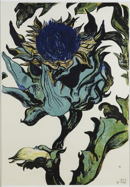 , 'Artichoke I,' 2010, Sims Reed Gallery