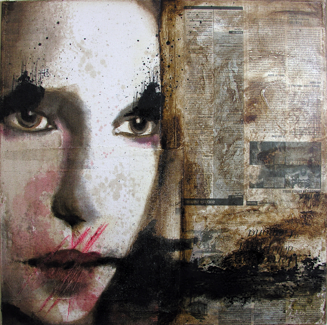 Simona Fedele, 'Di Segni e Disegni n 2', 2007, Octavia Art Gallery