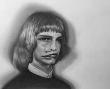, 'Shadow Projection Portrait XXII,' 2017, Galerie Ron Mandos