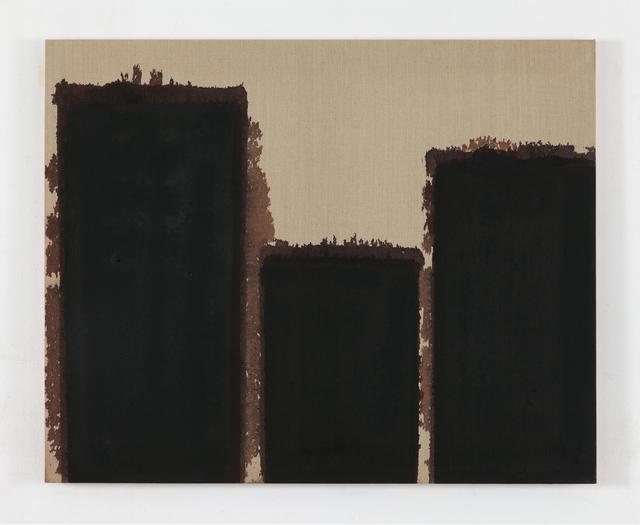 , 'Burnt Umber & Ultramarine Blue,    ,' 1992, Simon Lee Gallery