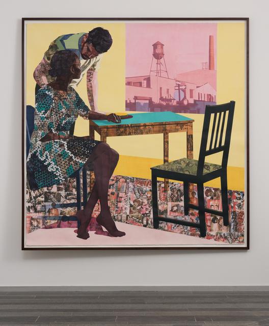 , 'Harmattan Haze,' 2014, Future Generation Art Prize