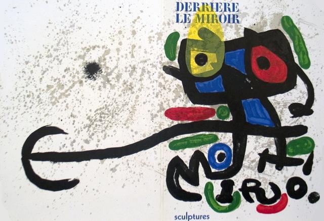Joan Miró, 'Derriere le Miroir, no. 186', 1970, ArtWise