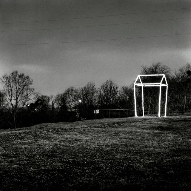 , '情緒地景-房子 Seeing and Construction-house,' 1999, POCKET FINE ARTS
