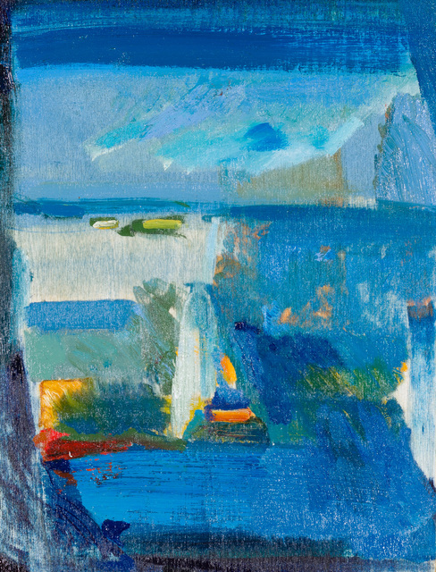 Calum McClure, 'White Cliffs Study', 2019, Candida Stevens Gallery