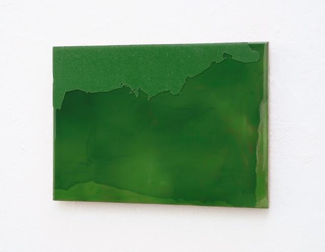 , 'GRÜ-H9,' 2017, Galerie Floss & Schultz