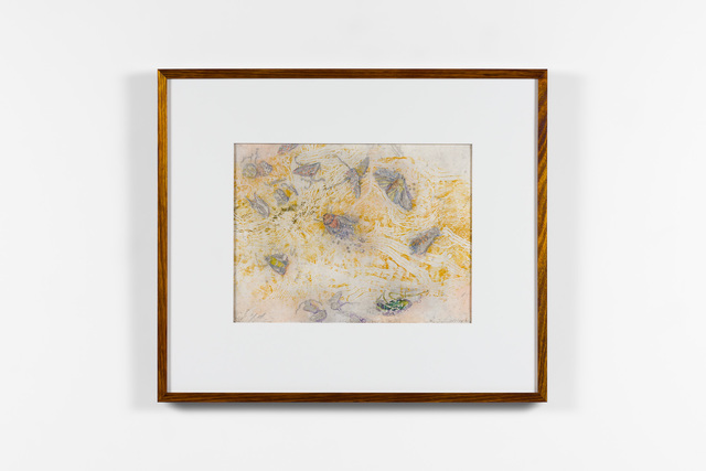 , 'Windblown insects on the salt – Lake Tyrrell (for JC),' 2018, Roslyn Oxley9 Gallery