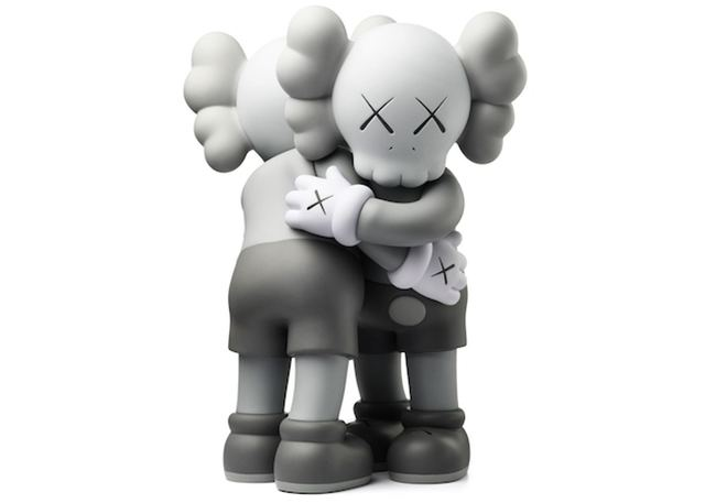 KAWS, 'Together (Grey)', 2018, Dope! Gallery