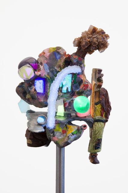 , 'Hobo Effect,' 2012, Galerie Hans Mayer