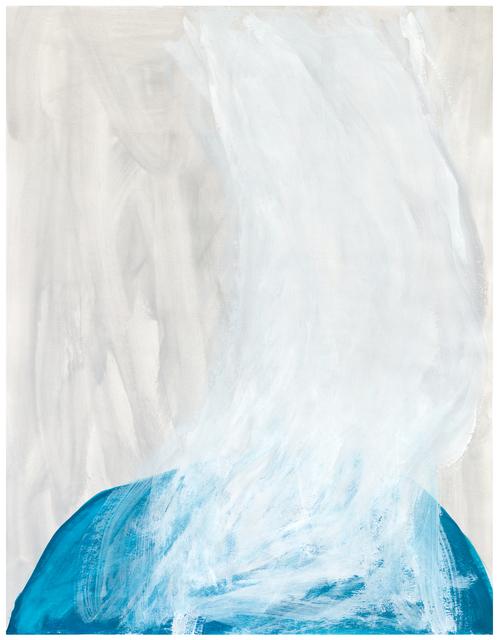 Jongsuk Yoon, 'See', 2019, Drawing, Collage or other Work on Paper, Gouache on paper, Galerie nächst St. Stephan Rosemarie Schwarzwälder