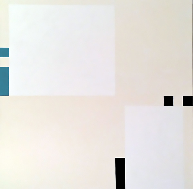 , 'Black and blue,' 2011, Durban Segnini Gallery