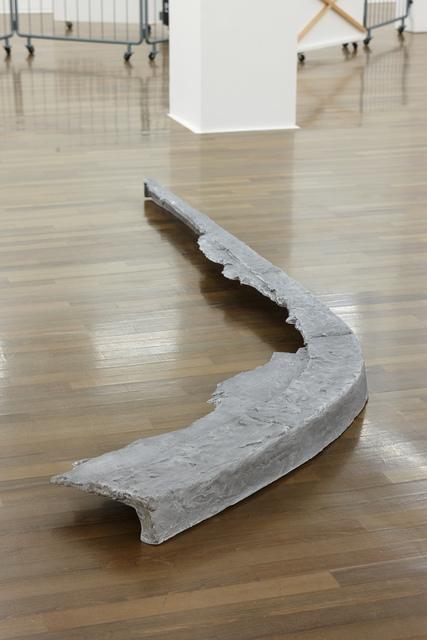, 'Curb,' 2013, Tina Kim Gallery