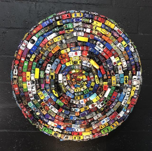 , 'Wheel of ...cars,' 2018, design art concepts