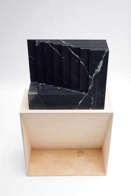 , 'Litófono (Fuga) [Litophone (Fugue)],' 2017, Galeria Luisa Strina