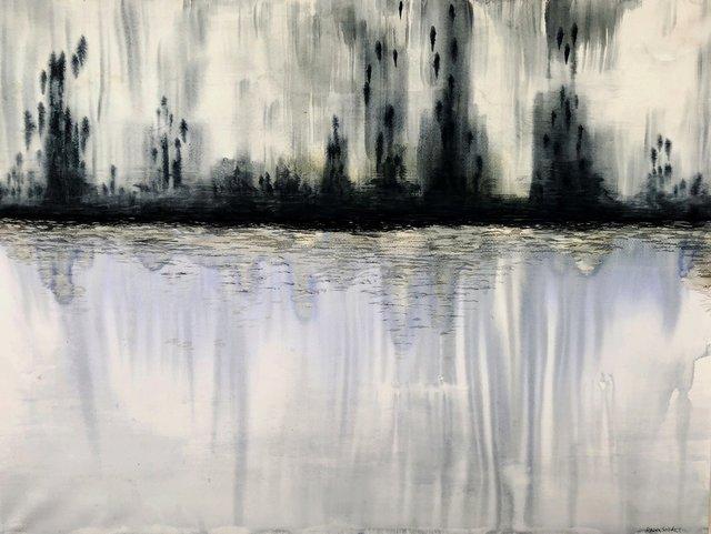 Allison Svoboda, 'Lake Refraction', 2018, Vivid Art Gallery