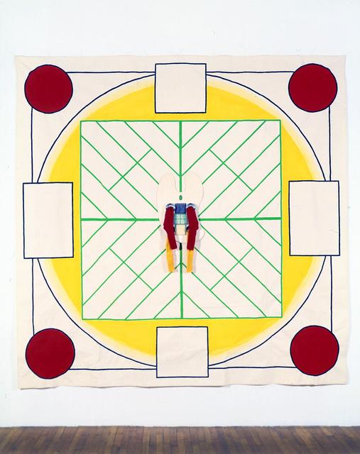 , 'Green Basket #2,' 1994, ICA LA