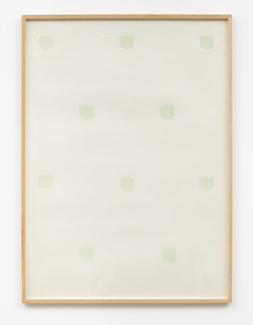 , 'Miroir d'eau,' 1973, Galerie Greta Meert