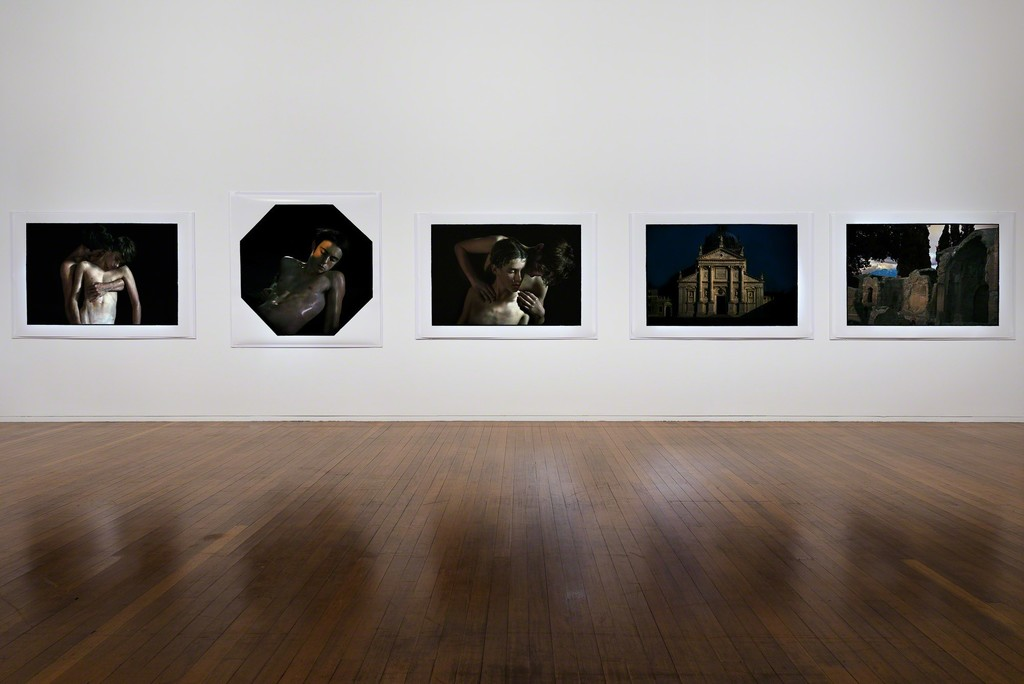 Exhibition view, Bill Henson, Roslyn Oxley9 Gallery, Sydney (17 May - 8 June 2019). Photo: Luis Power.