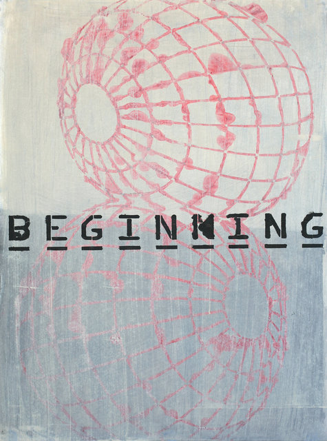 , 'Beginning,' , Orth Contemporary
