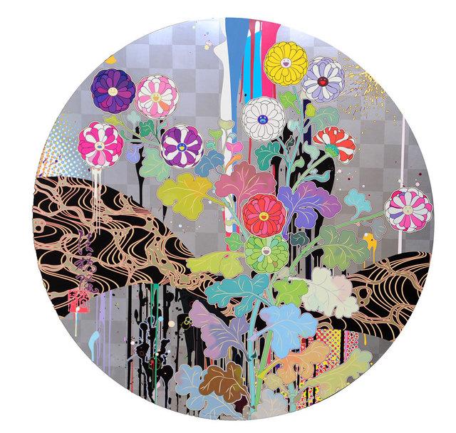 Takashi Murakami, 'Kansei: Like the Rivers Flow', 2010, Hang-Up Gallery