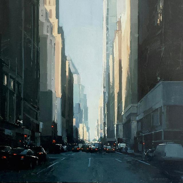 , '8th Ave,' 2017, Sue Greenwood Fine Art