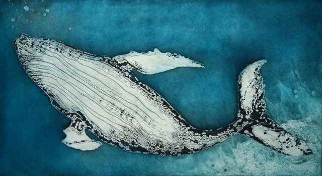 , 'Leviathan I,' 2016, Candida Stevens