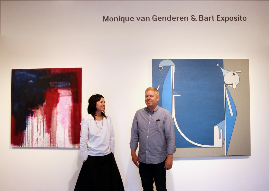 Monique van Genderen & Bart Exposito