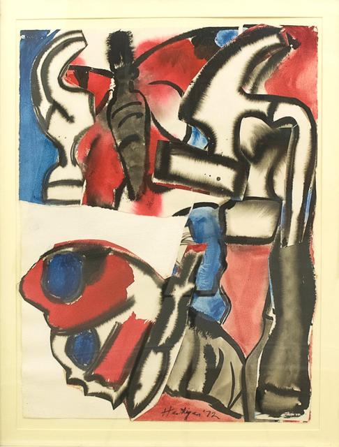 , 'Broken Hammer with Butterfly,' 1972, C. Grimaldis Gallery