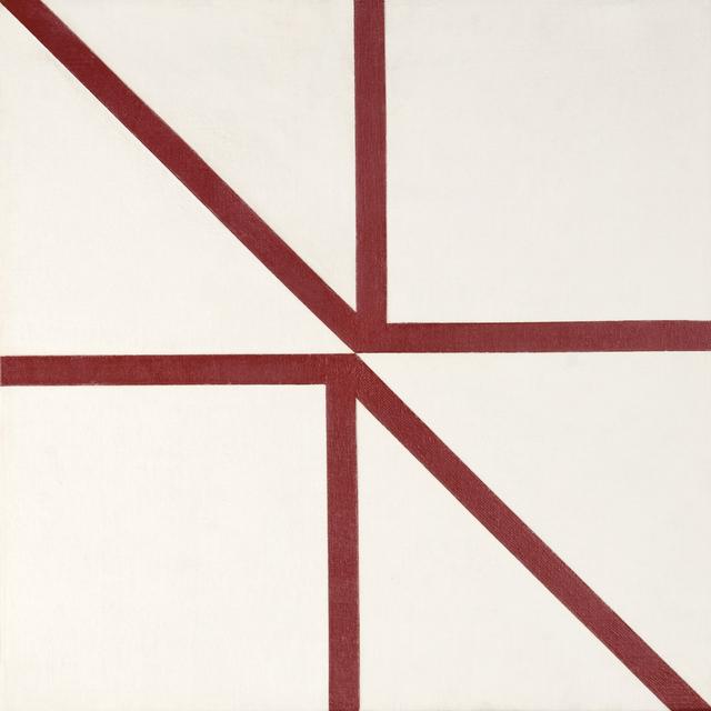, 'Espejo diagonal,' 1972, Durban Segnini Gallery