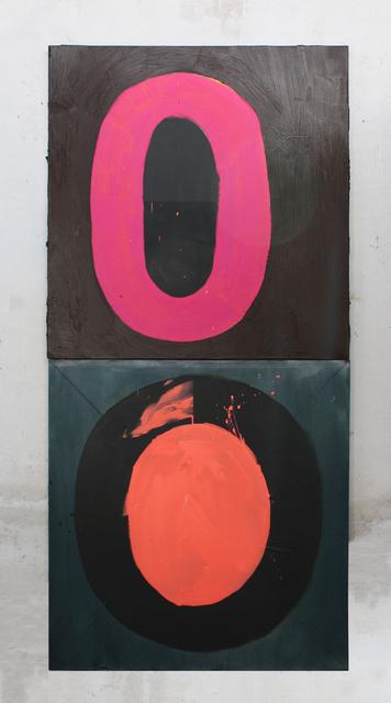 """, 'Da série Não Simbolo """"O02"""",' 2016, Casa Nova Arte e Cultura Contemporanea"""